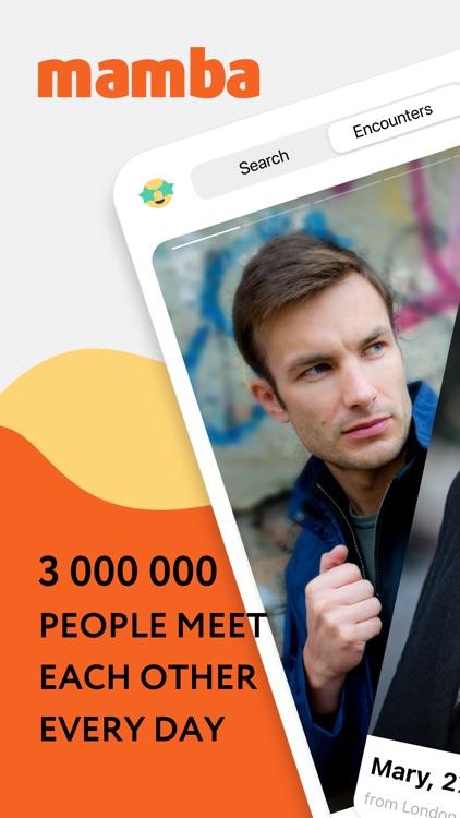 Mamba: Dating, Meet New People