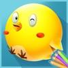 儿童启蒙画画-幼儿学习涂色涂鸦