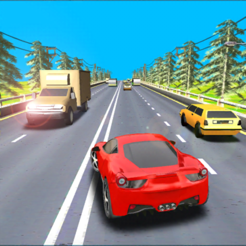 ‎Highway Car Racing Game