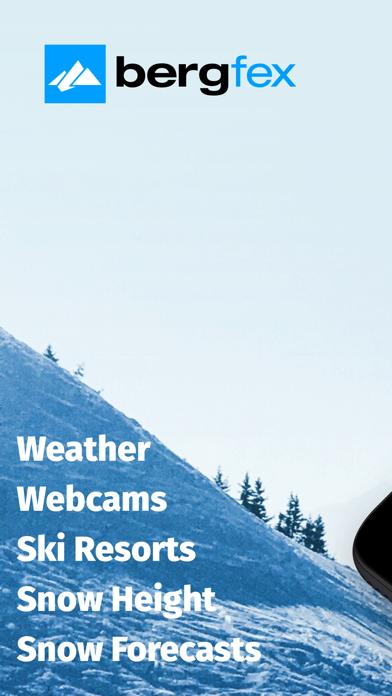 bergfex/Ski - Weather & Snowのおすすめ画像1