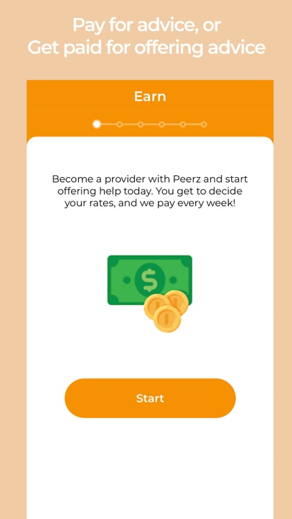 Peerz - Paid per minute chat by Peerz Inc