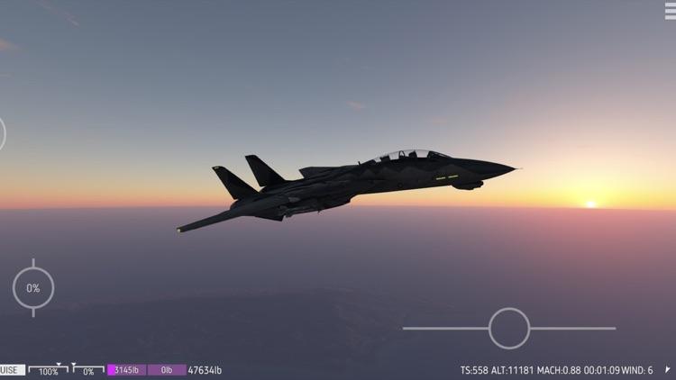 Carrier Landing HD screenshot-0