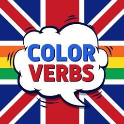 Irregular Verbs — Color Verbs