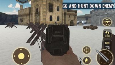 Sniper War Legend Battlefield screenshot two