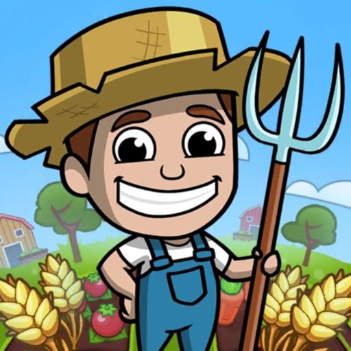 Idle Farm Tycoon - Merge Game
