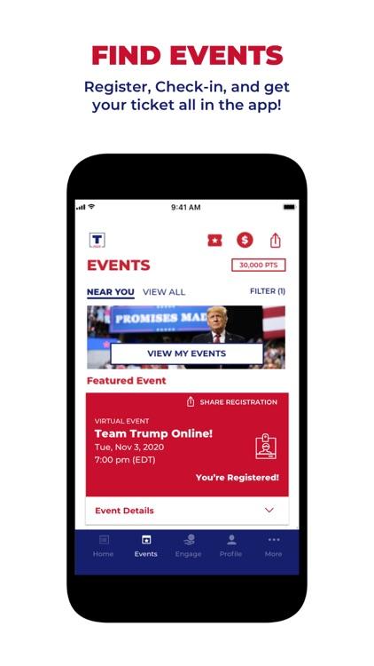 Official Trump 2020 App screenshot-4