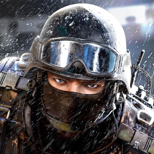 CROSSFIRE: Warzone icon
