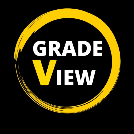 GradeView for Student Vue