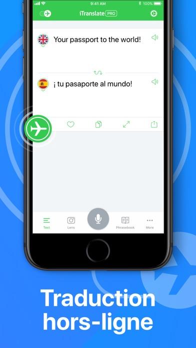 download iTranslate Traducteur apps 2