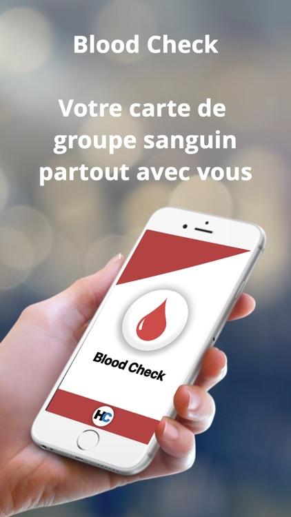 Blood Check