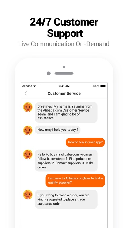Alibaba.com B2B Trade App screenshot-5
