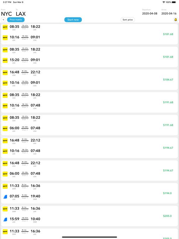 Cheap Deals - Flights tickets Screenshots