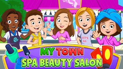 Screenshot for My Town : Beauty Spa Saloon in Egypt App Store