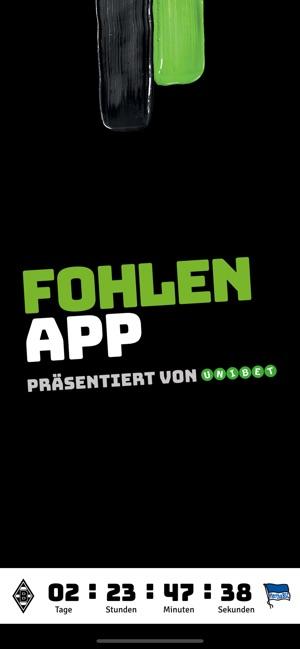 Fohlenapp Im App Store