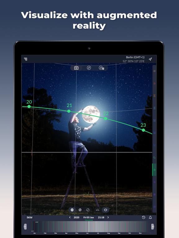 Ephemeris: Sun & Moon Calendar screenshot 11