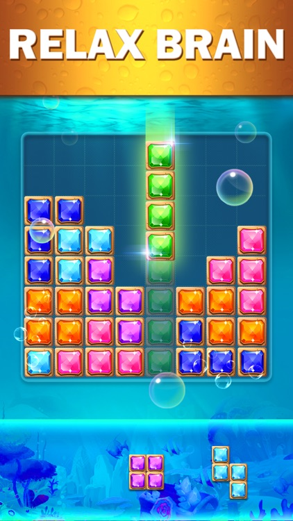 Jewels Block Puzzle