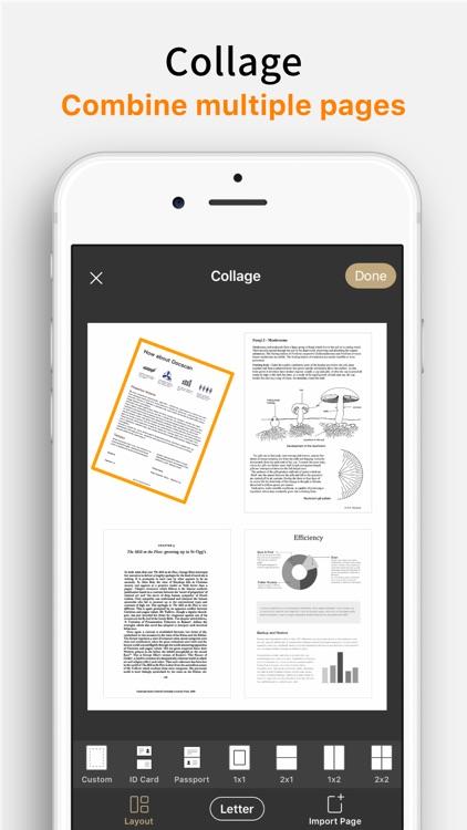 Doc Scan Pro - PDF Scanner Fax screenshot-4