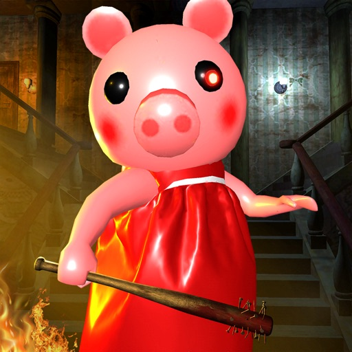 Piggy Escape House Mod