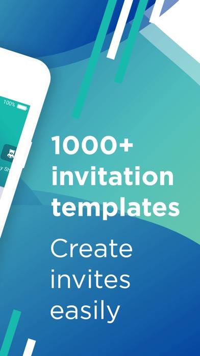 Invitation Maker- Invite Maker