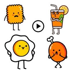 Cute & Interesting Food Emoji