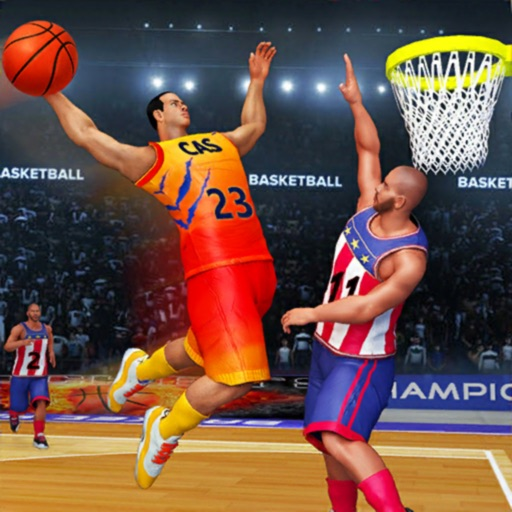 Real Dunk Basketball Games
