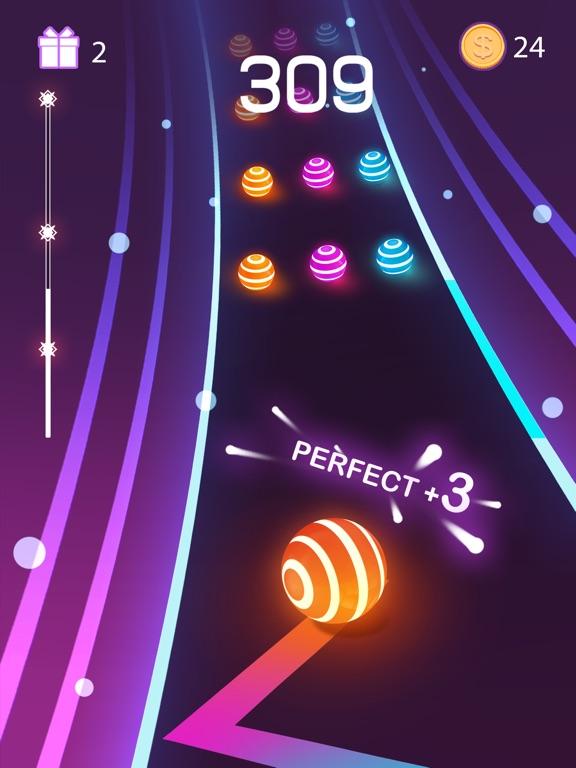 Dancing Road: Color Ball Run! screenshot 7