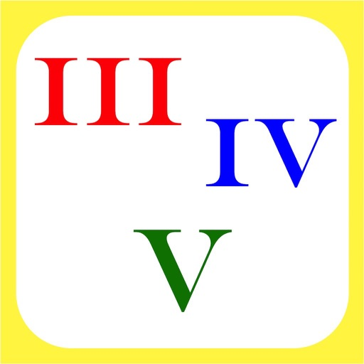 another Roman Numerals