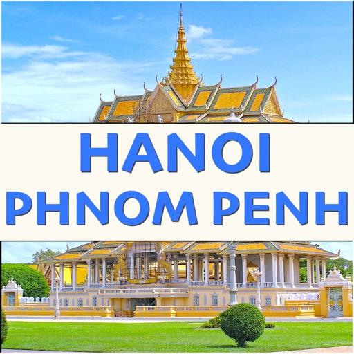 Hanoi-Phnom Penh-Ho Chi Minh