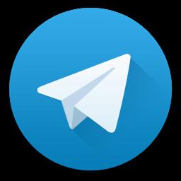 Ícone do app Telegram Lite