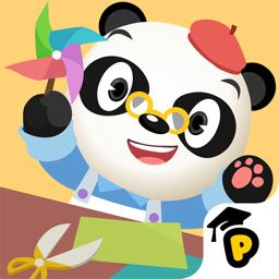Ícone do app Aula de Arte do Dr. Panda