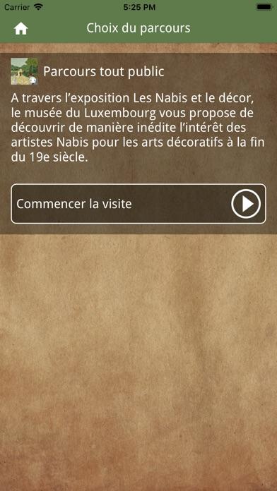 Nabis screenshot 2