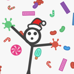 Hack Sticky Stickman's Candy World