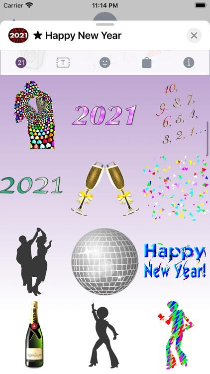Happy New Year 2021! screenshot-4