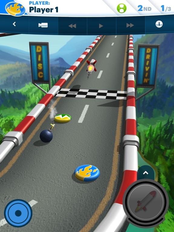 Disc Drivin' 2 на iPad