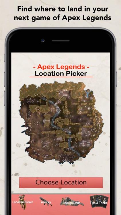 Drop Picker for Apex Legends