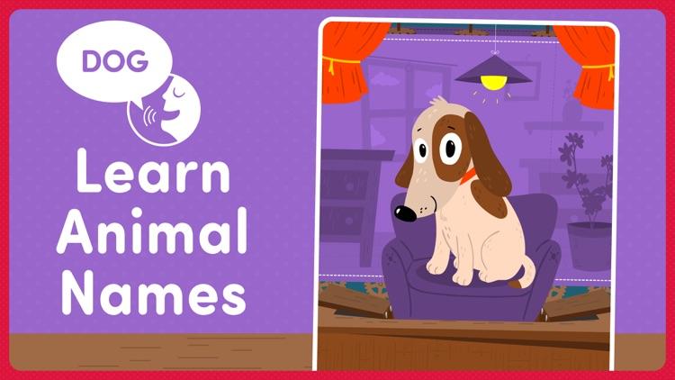 Animal games for kids - FULL screenshot-3