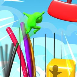 Pole Jumper 3D!