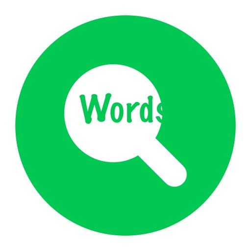 Find Words: scramble word game