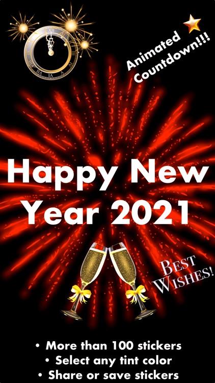 Happy New Year 2021! screenshot-0
