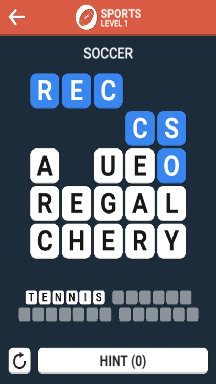 Word Collect Games 2019
