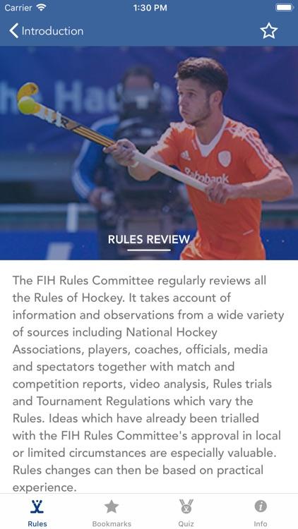 Rules of Hockey screenshot-3
