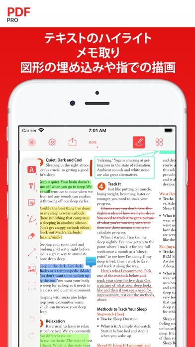 PDF Pro 4 ScreenShot1