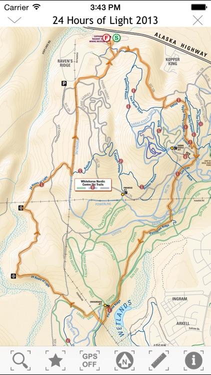 Whitehorse Trail Guide screenshot-8