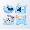 PillowMoji - Stickers Pack