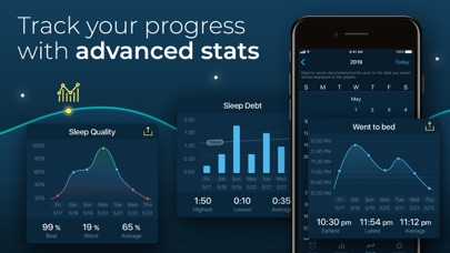 Download Sleepzy - Smart Alarm clock for Pc