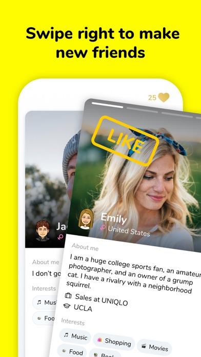 LMK: Make New Friends Screenshot