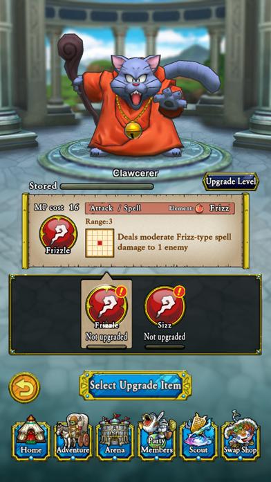 DRAGON QUEST TACT screenshot 8