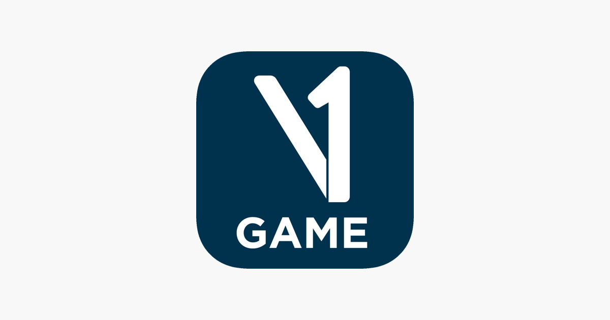 v1 game golf gps tracking im app store. Black Bedroom Furniture Sets. Home Design Ideas