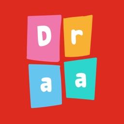 Draa - drawing for kids
