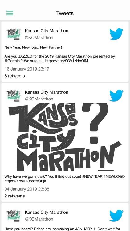 Kansas City Marathon screenshot-3